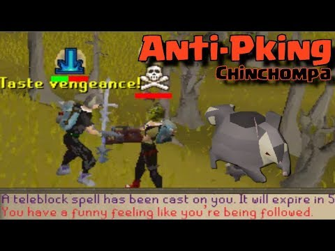 You've Never Seen Anti PKing Like This - Old School Runescape