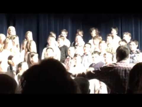 Beaver Meadow School chorus concert