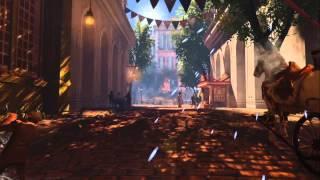 "Bioshock Infinite HD In-Game Trailer ""Beast"" by Nico Vega"