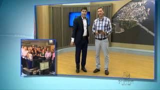Tv Vitória Estréia Sinal HD no Jornalismo - afiliada Rede Record