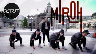 """[KPOP IN PUBLIC] Stray Kids """"MIROH"""" Dance Cover [Stanford XTRM]"""