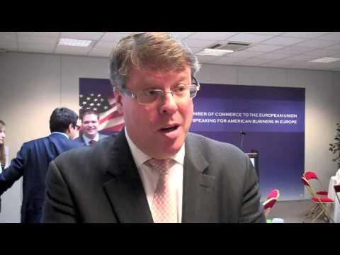 AmCham EU interview with Ambassador Rory Montgomery, Permanent Representative of Ireland to the EU