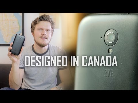 $199 First Designed in Canada ZTE smartphone - Grand X Plus