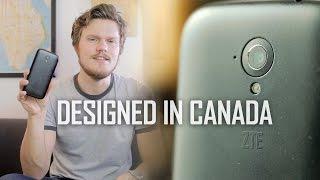 $199 First Designed in Canada ZTE smartphone - Grand X Plus
