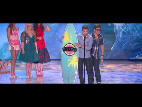 Logan Lerman  Teen Choice Awards 2013 HD