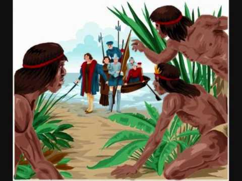 Cristóbal Colón Para Enseñar Historia