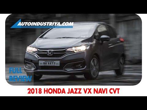 2018 Honda Jazz 1.5 VX Navi CVT - Full Review