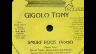 Old School Beats - Gigolo Tony - Smurf Rock Thumbnail