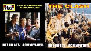 The Clash - Live At The Lochem Festival, 1982 (Full Concert!)