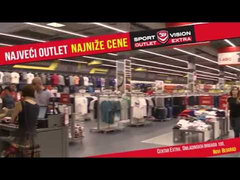 Sport Vision Outlet Extra