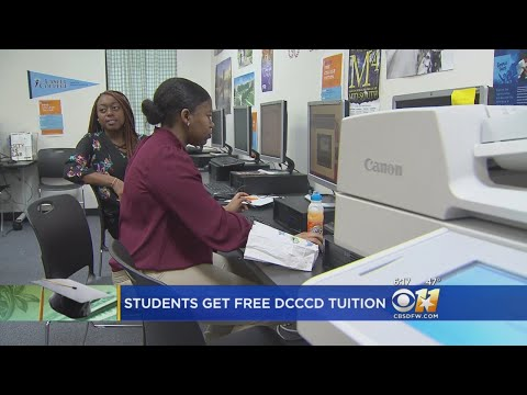 Program Offers Free College Tuition To Thousands Of Students