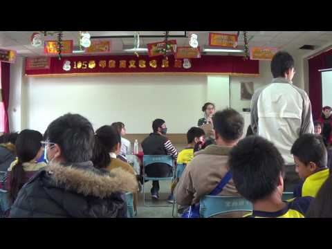 105宜梧國中暨學區國小英語歌唱比賽