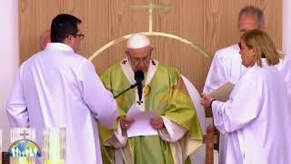 El Papa Francisco pide perdón por abusos en la Iglesia desde Irlanda