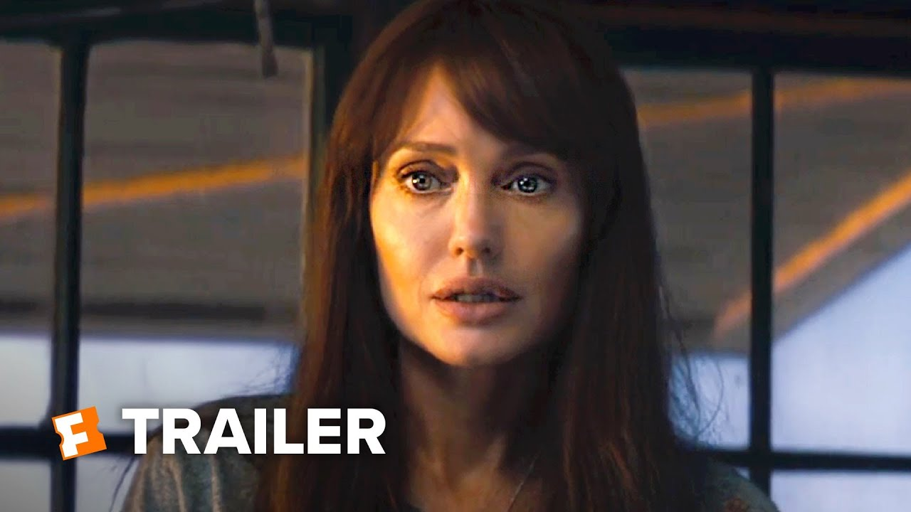 Download Those Who Wish Me Dead Trailer #1 (2021) | Movieclips Trailers