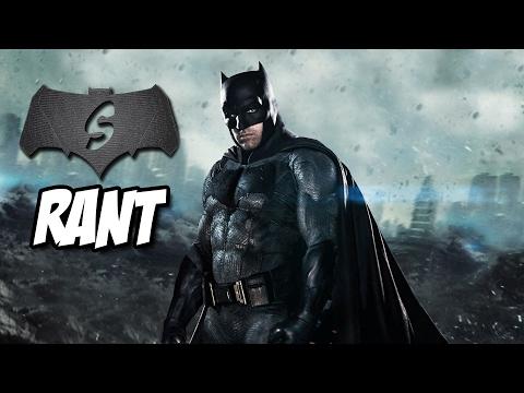 DCEU The Batman Positive Rant!