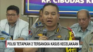 Polisi Tetapkan 2 Tersangka Kasus Kecelakaan Beruntun