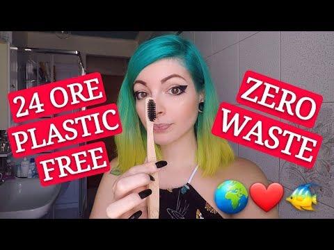 VIVO 24 ORE SENZA PLASTICA! PLASTIC FREE | ZERO WASTE