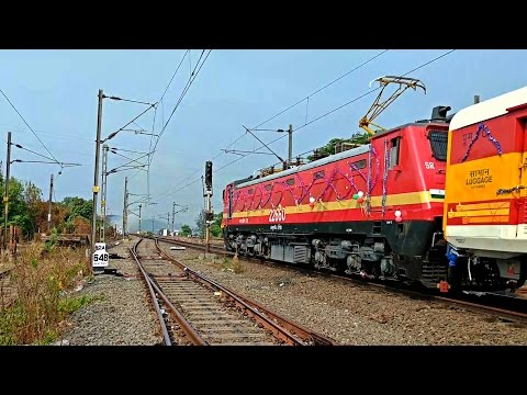 First Antyodaya Train of India: Ernakulam - Howrah Antyodaya Express