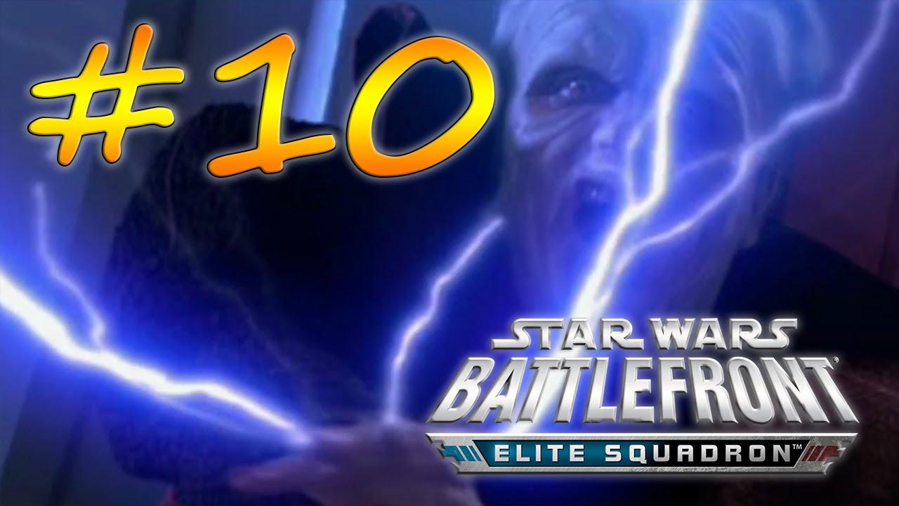 Прохождение Star Wars Battlefront: Elite Squadron (PSP) #5