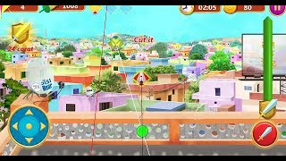 Kite flying game | kite games | Indian kite game | kite game video | kite game for android
