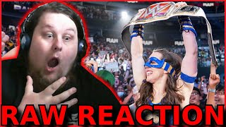 Nikki A.S.H. Cashes in and becomes Champion! : RAW Reaction 19.Jul.2021