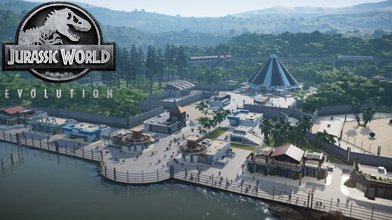 Download Most Accurate Jurassic World YET?!!?!? (JWE)