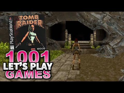 Tomb Raider (PS1) - Let's Play 1001 Games - Episode 375