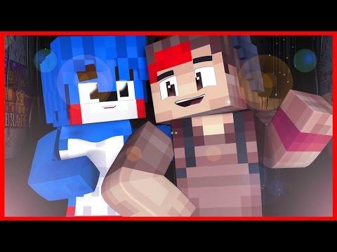"FNAF World Five Nights in Anime - ""ANIME BONNIE RETURNS"" (Minecraft Roleplay) Night 46"