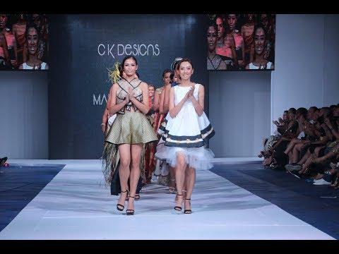 Fijian Minister Hon. Faiyaz Koya officially closed the Fiji Fashion Week 2017