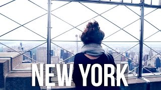 New York & Oslo In 2 Minutes - [ Weronika Załazińska ]