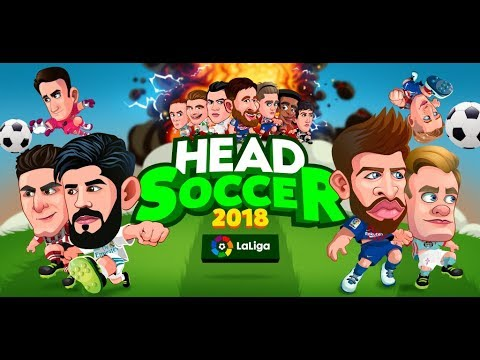 Head Soccer Laliga 2018 Trailer Es Youtube