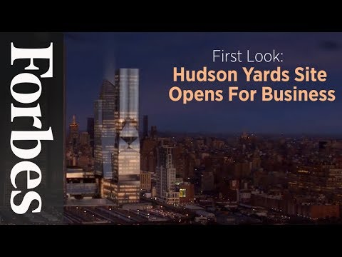 Hudson Yards: A First Look At Manhattan's Newest Neighborhood | Forbes