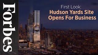 Hudson Yards: A First Look At Manhattans Newest Neighborhood