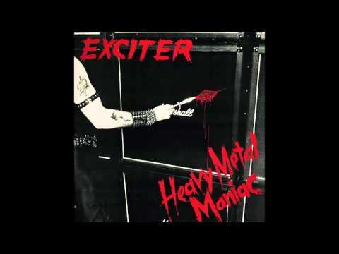 "Exciter ""Heavy Metal Maniac"" (FULL ALBUM) [HD]"