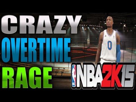NBA 2K15 - MyTEAM CRAZY OVERTIME GAME #VETOPATCH4 - #NBA2K15