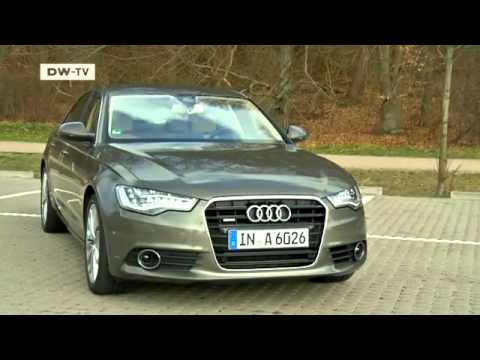 im vergleich: Audi A6 - BMW 5er - Mercedes E-Klasse   motor mobil