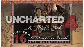 """Sex, Drugs and Uncharted 4: A Thief's End 