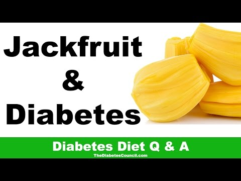 Is raw jackfruit good for diabetes prevention
