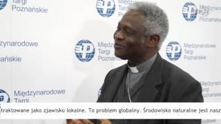 """Debata """"Ekologia w jedności z ekonomią – wymiar globalny"""" z udziałem papieskiego wysłannika"""