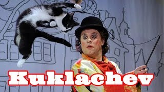 Театр кошек Куклачёва в Швейцарии