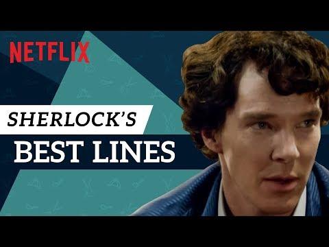 Best Of Sherlock's Lines