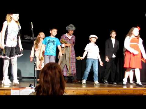 Willy Wonka Clips Springville Theatre Group