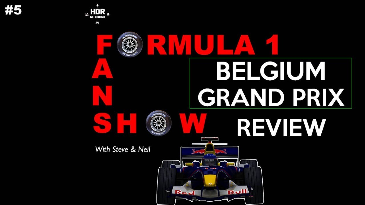 Lewis Hamilton Wins Fourth Belgian Grand Prix