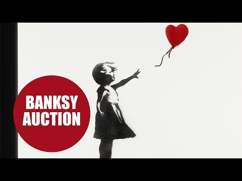 Limited edition Banksy set to sell for £200,000 this week