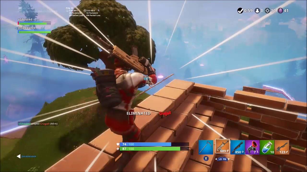 Fortnite Battle Royale Savage Highlights