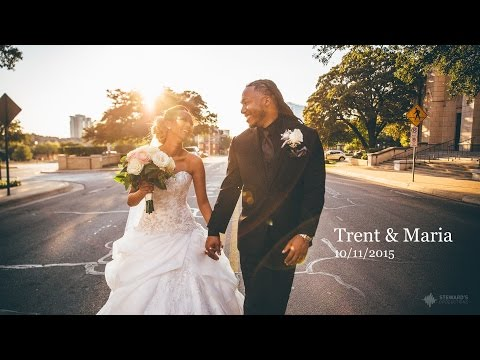 Trent And Maria Shelton (Highlight Film} YWCA Fort Worth Dallas Wedding DJ & Videographer