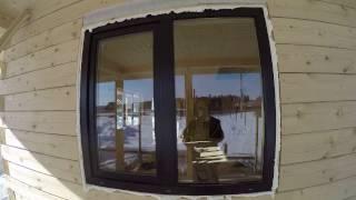 Ламинированные пластиковые окна(, 2017-04-28T17:37:54.000Z)