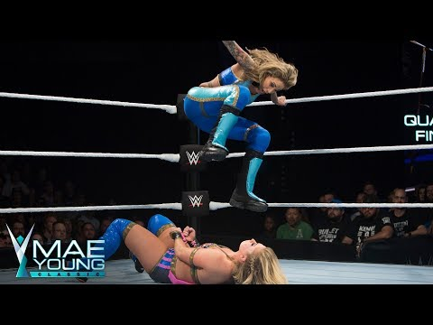 Abbey Laith vs. Mercedes Martinez - Quarterfinal Match: Mae Young Classic, Sept. 6, 2017