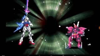 Gundam seed destiny (gba) Forbidden vs Duel