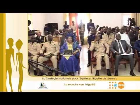Equité et Egalité de Genre au Sénégal : La marche vers l'égalité